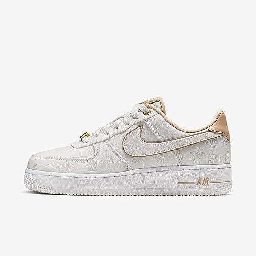 Riesenauswahl Nike Air Force 1 07 WB Schuhe Herren Beige