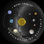 Sega Homestar Flux – Satin Black Magical Home Planetarium Star Projector – 60,000 stars