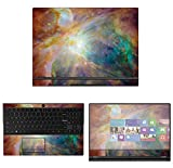 decalrus - Protective Decal Space Skin Sticker for Lenovo Legion Y530 (15.6'' Screen) case Cover wrap LElegionY530-19