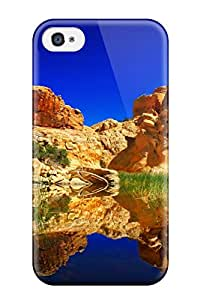 Alex D. Ulrich's Shop Snap-on Reflection Case Cover Skin Compatible With Iphone 4/4s