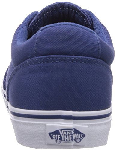 Vans Winston, Men's Low-Top Trainers Blue (Stv Na)