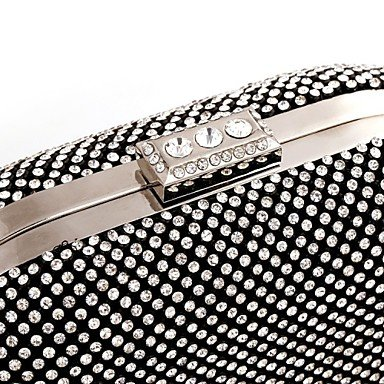Heart&M L.west woman fashion diamonds evening bag
