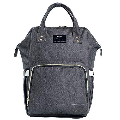 Diaper Bag Nappy Bag Travel Backpack Waterproof Multi-Functi
