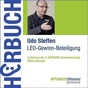 LEO-Gewinn-Beteiligung (UPTODATE-Offensive Handwerk) Hörbuch
