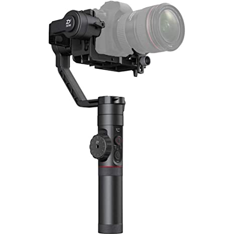 Zhiyun Crane 2 3-Axis Camera Stabilizer (Black) Point & Shoot Digital Cameras at amazon