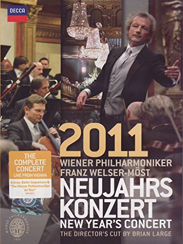 New 2011 Colour - Franz Welser-Most Vienna Philharmonic: New Year's Day Concert 2011