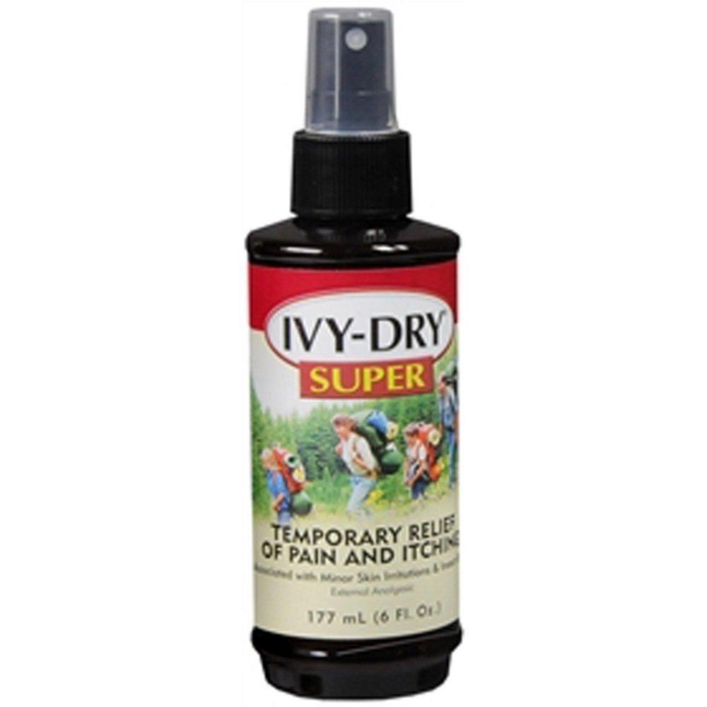 Ivy Dry Super 6z Size 6z Ivy Dry Super Itch Relieving Spray
