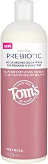 product image for Tom's of Maine Prebiotic Moisturizing Natural Body Wash, Soft Rose, 16 oz.