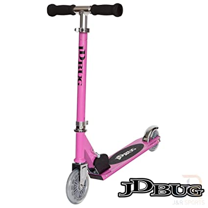 JD Bug - Patinete de Calle Jr MS100 - Edad de 3 a 8, Rosa ...