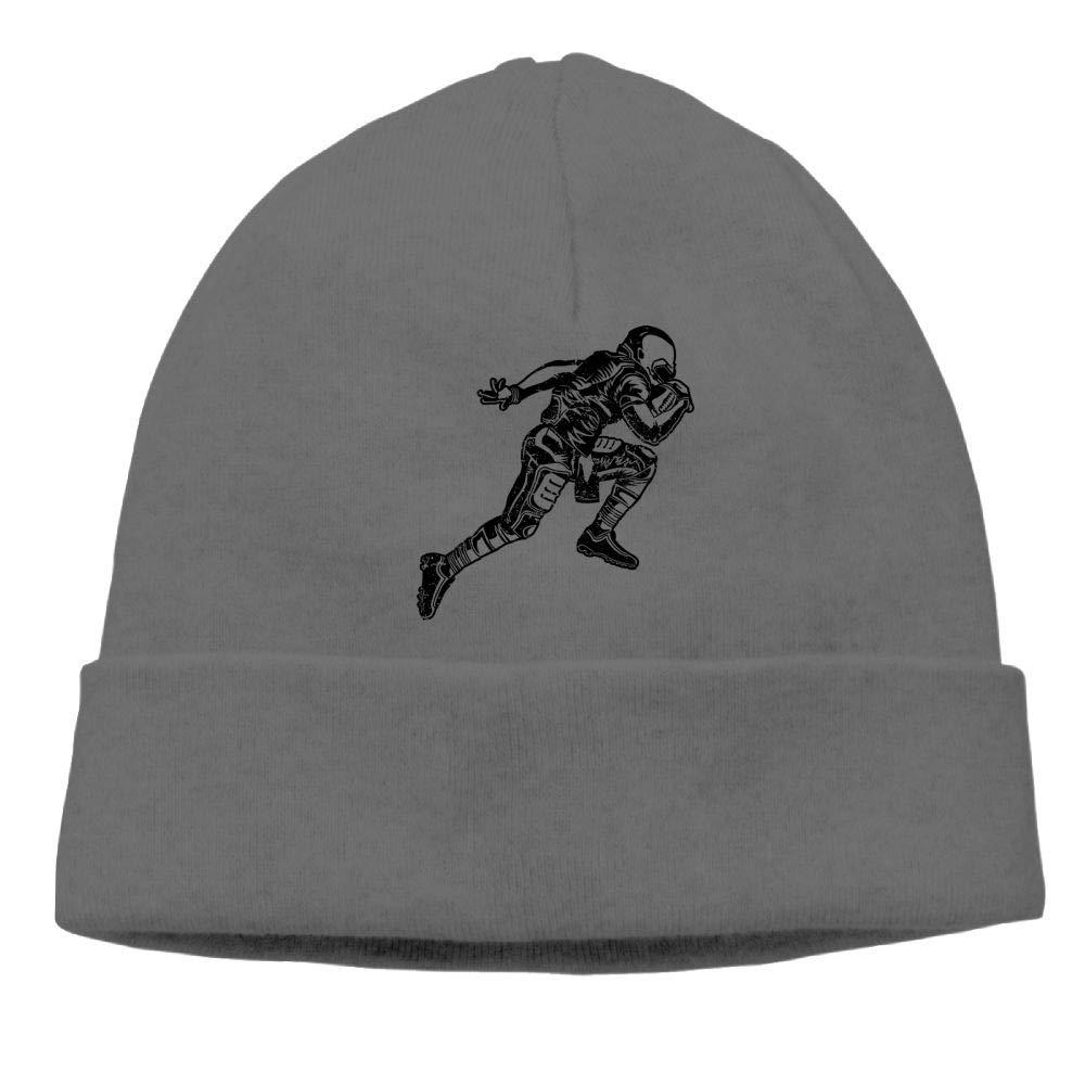 Oopp Jfhg Football Player Beanies Knit Hats Skull Cap Mens