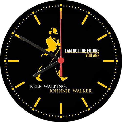 johnnie-walker-keep-walking-wall-clock