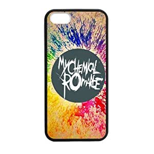 Fashion MCR My Chemical Romance Hard Snap-On Rubber Coated Cover Case for iPhone 4s / iphone 4s