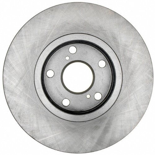 ACDelco 18A1614A Advantage Non-Coated Front Disc Brake Rotor