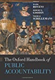 img - for The Oxford Handbook of Public Accountability (Oxford Handbooks) book / textbook / text book