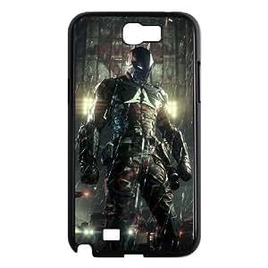 Batman Samsung Galaxy N2 7100 Cell Phone Case Black gift pp001_6239322