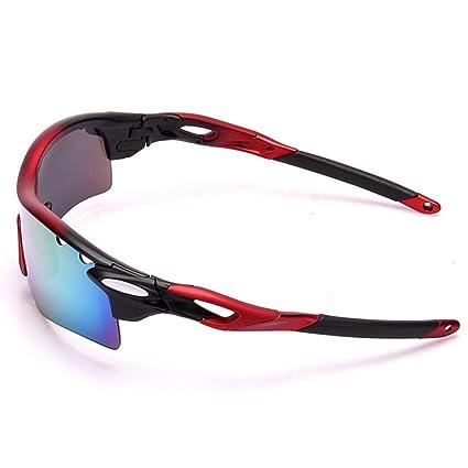LBY Radar para Gafas De Sol Deportivas Gafas Polarizadas para Mujer Gafas de Sol para Hombre