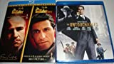 Godfather / Godfather: Part II (Two-Pack) (Blu- ray) & The Untouchables - Blu-ray 2-Pack