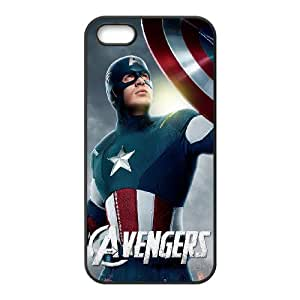 iPhone 5,5S The Avengers pattern design Phone Case