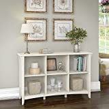 Salinas 6 Cube Organizer in Antique White Review