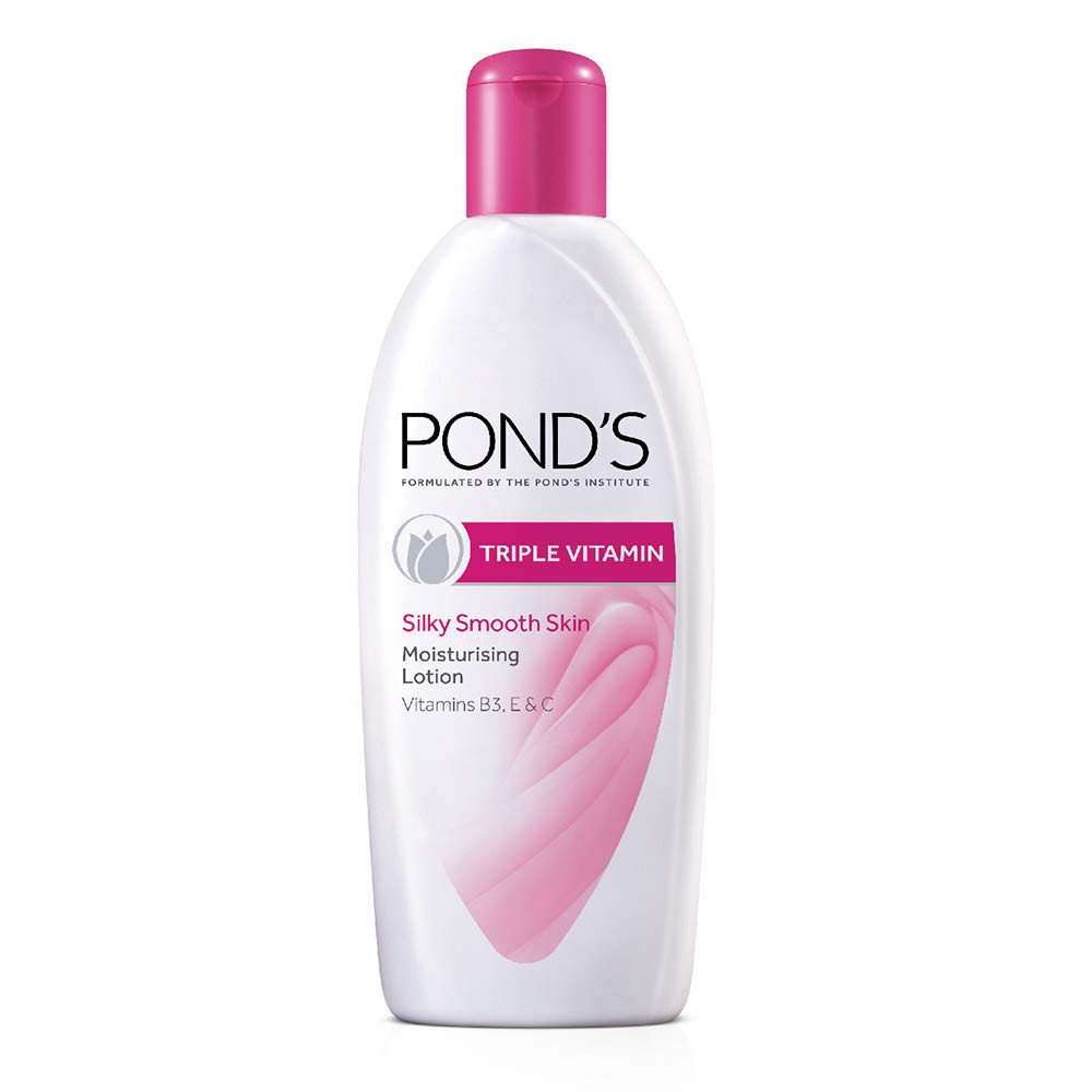 Pond's Triple Vitamin Moisturising Lotion