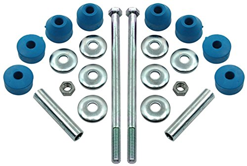 Ford Fairlane Stabilizer Bar - ACDelco 45G0000 Professional Suspension Stabilizer Bar Link Kit with Hardware