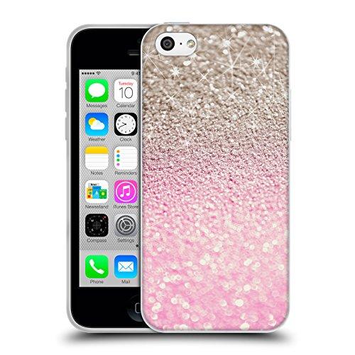 Officiel Monika Strigel Rose Nude Frénésie Étui Coque en Gel molle pour Apple iPhone 5c