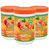 Beyond Tangy Tangerine 2.0 Citrus Peach Infusion Canister 3-Pack 1 LB each Review