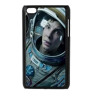 GTROCG Gravity Sandra Bullock Phone Case For Ipod Touch 4 [Pattern-6]