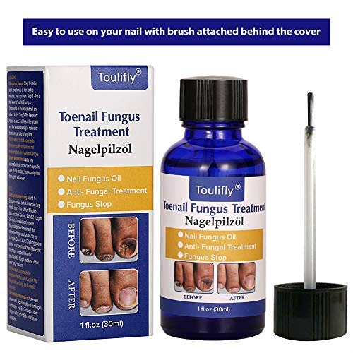 Nail Repair, Natural Nail, Maximum Strength Nail Solution