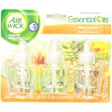 Air Wick Air Wick Scented Oil Air Freshener, Twin Refills - Island Paradise - .67 oz - 3 ct
