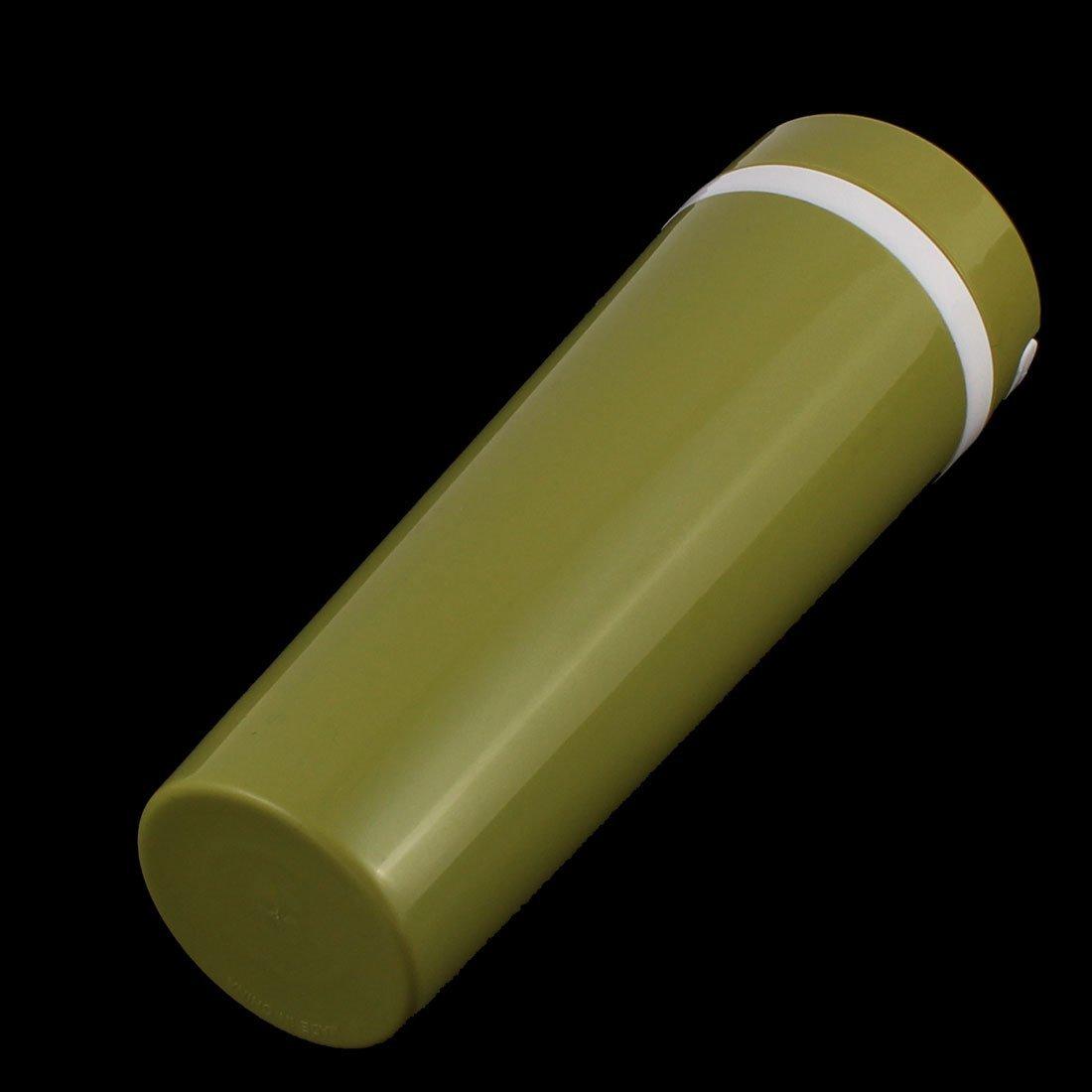 Amazon.com: DealMux Handheld Duplas de retenção de vácuo térmico garrafa caneca de viagem Flask 400ml: Kitchen & Dining