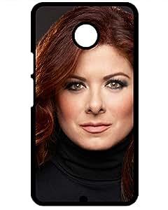 1466654ZI109170216NEXUS6 Cheap Tpu Fashionable Design Debra Messing Rugged Case Cover For Motorola Google Nexus 6 New Cora mattern's Shop