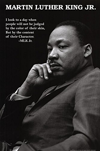 Studio B Martin Luther King Jr. Character Poster