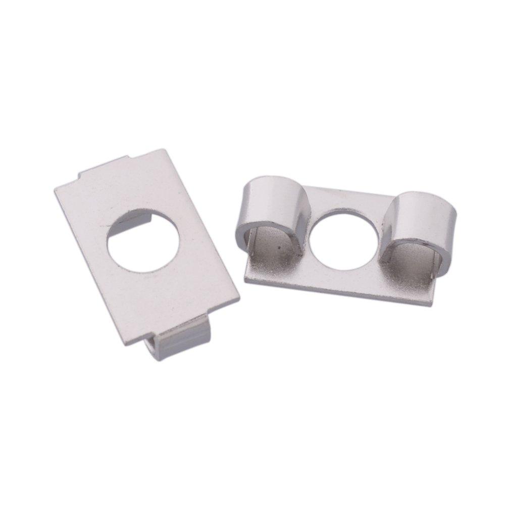 Ewead,10pcs M12 Elastic Connector End Spring Fastener for 4545 Aluminum Profile Accessories by Ewead (Image #3)