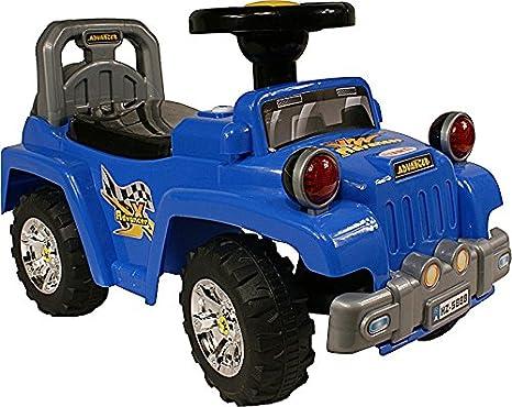 Moto y de coche para niños ARTI 553 Advancer AZUL: Amazon.es ...