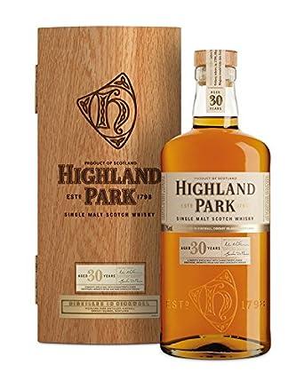 66fc065240a Highland Park 30 Year Old Single Malt Whisky 70cl Bottle (Case of 6)   Amazon.co.uk  Beer