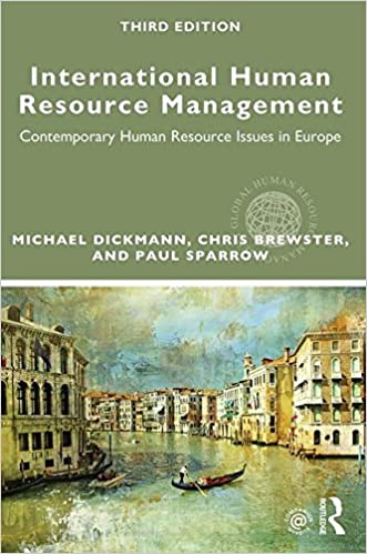 Michael Dickmann,Chris Brewster,Paul Sparrow編著,古沢昌之(大阪商業大学)著『International Human Resource Management: Contemporary HR Issues in Europe 3rd Edition』
