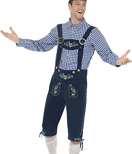 Smiff (Lederhosen Boy Costume)