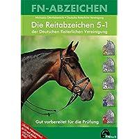 """Busse Prüfungsbuch Die Reitabzeichen 5 bis 1"""""""