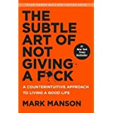 ABIS_BOOK  Amazon, модель The Subtle Art of Not Giving a F*ck: A Counterintuitive Approach to Living a Good Life, артикул 0062457713