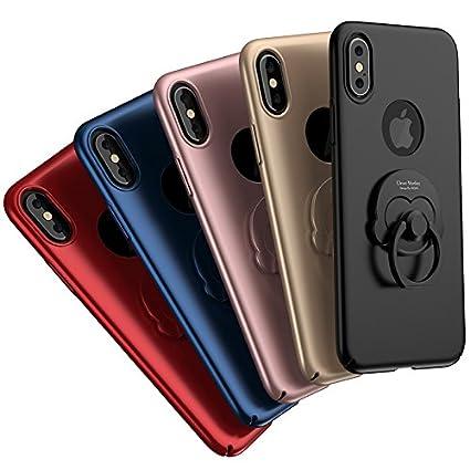 coque iphone 8 plus avec pied