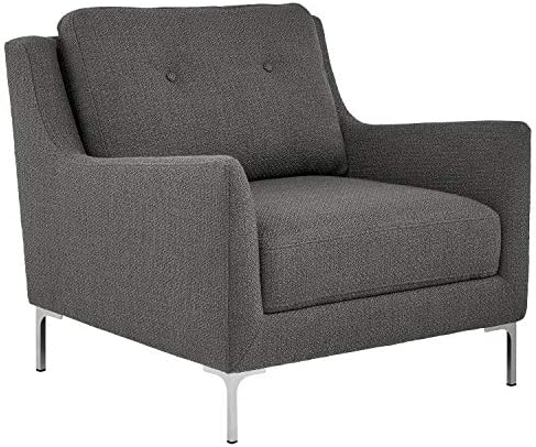 Amazon Brand Rivet Abel Modern Contemporary Accent Chair