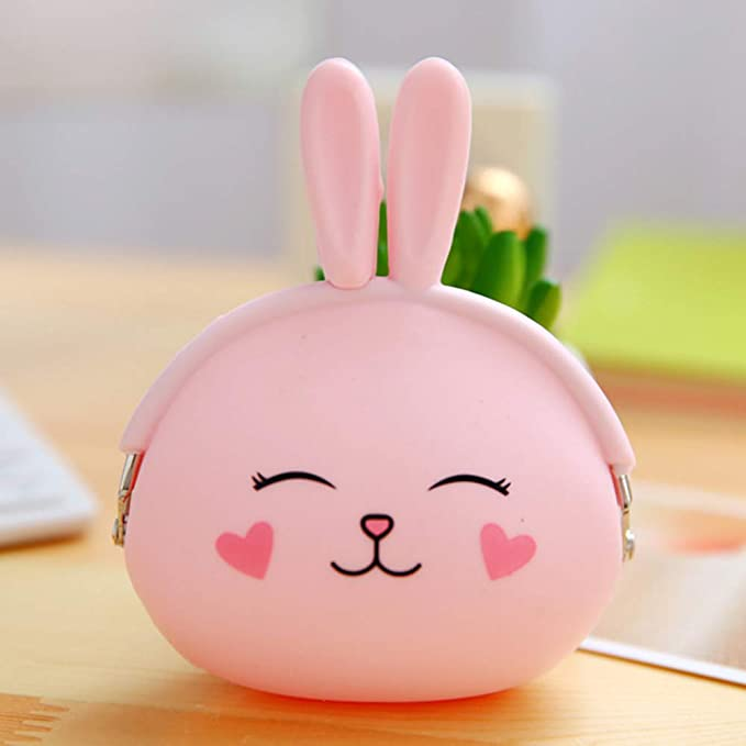 Amazon.com: Ugood Bunny conejo dibujos animados de silicona ...