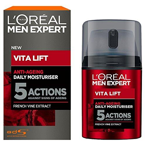 Expert Lift (L'Oreal Men Expert Vita Lift 5 Daily Moisturiser 50ml/1.7oz)