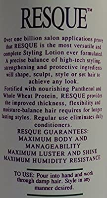 Resque Ultimate Styling & Sculpting Lotion 16oz (2 Pack)