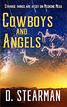 Cowboys and Angels by [Stearman, D.]