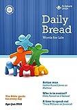 Daily Bread: April–June 2018