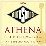 Rotosound RS70 Athena Phosphor Bronze Loop End 8 String Bouzouki Strings