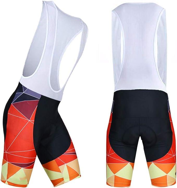 Bicycle Bib Shorts Coolmax Padded Summer Team Racing Biking Cycling Short Tights