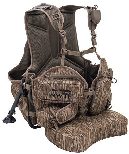 (ALPS OutdoorZ NWTF Grand Slam Turkey Vest Standard, Mossy Oak Bottomland )